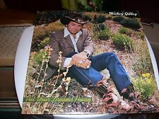 MICKEY GILLEY-PUT YOUR DREAMS AWAY-LP-NM-EPIC-TALK TO ME-1982