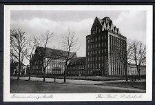 Ansichtskarte Braunschweig Heute Die Kant-Hochschule - 00552