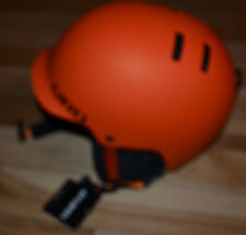 GIRO SURFACE S ADULT SMALL SNOW SPORTS HELMET BURNT ORANGE NWT
