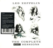 LED ZEPPELIN The Complete BBC Sessions 3CD BRAND NEW
