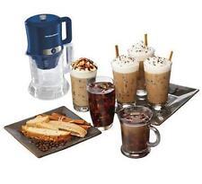 New Hamilton Beach 2 Qt. Electric Ice Coffee Maker 40913 Dark Blue Color