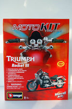 Triumph Plastic Diecast Motorcycles & ATVs