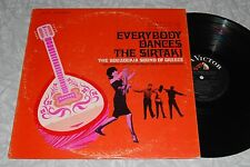 AKIS LYMOURIS Everybody Dances the Sirtaki Bouzoukia Sound of Greece LP NM