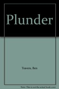 Plunder by Travers, Ben Paperback Book The Fast Free Shipping