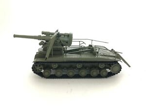 Collection Plastic-Resin Model of the USSR Tank S-51 Scale 1:72 (PREORDER)