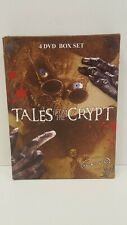 *****DVD-TALES FROM THE CRYPT- Laser Paradise 4er DVD Box FSK 18*****