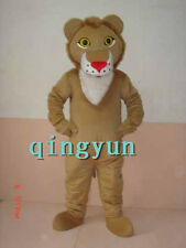 New Lion animal Adult Mascot Costume Festival/Party unisex fancy dress