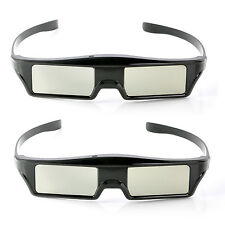 USA 2x Active 3D Glasses Replacement for Epson Projector ELPGS03 2040 3020 5040