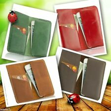 Cell Phone Accessories Premium Leather Case Book for IPhone 4, 4S, 5, 5S