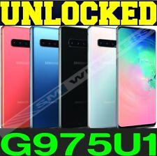 Samsung Galaxy S10+ Plus G975U1 (FACTORY UNLOCKED) 128GB │ 512GB │ 1TB **O/B**