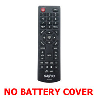 OEM Sanyo TV Remote Control for FW42D25T (No Cover)