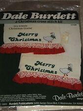 Dale Burdett Christmas Cross Stitch Tea Towels Kit
