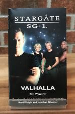 Stargate Sg-1 : Valhalla Tim Waggoner Paperback Book #14