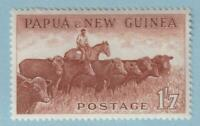 PAPUA 144  MINT HINGED OG * NO FAULTS EXTRA FINE!