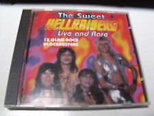 CD The Sweet Hellraisers Live and rare Glam Rock