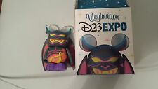 D23 expo 2015 Fantasia Chernabog Vinylmation LE 1500 Exclusive