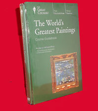 NEW DVDs 24 Lectures World's Greatest Paintings Great Courses Teaching Company