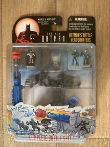 Batmans Battle Headquarters Action Figure The New Batman Adventures 1998