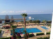 Türkei Avsallar Traum-Wohnung direkt am Meer mit Pool u Privatstrand bei Alanya
