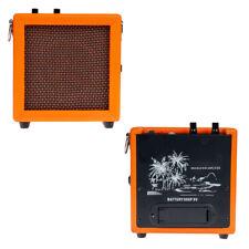 Orange Mini Guitars Practice Amp Amplifier Musical Instrument Accessory