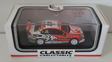 1:64 Scale Classic Carlectables Will Davison 2009 HRT Holden VE Commodore #22