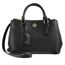Authentic Tory Burch Robinson Micro Double-Zip Tote Crossbody Bag Daily NWT