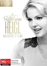 The KATHERINE HEIGL Collection Of Films DVD 4-MOVIES 4-DISC SET BRAND NEW R4