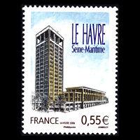 """France 2008 -  Tourism """"Le Havre"""" Architecture - Sc 3409 MNH"""