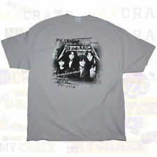 Cotton Solid T-Shirts Metallica for Men