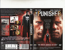 The Punisher-2004-Tom Jane-Movie-DVD