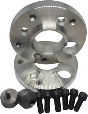 PCD 15mm Adaptors VW 4x100 to 5x112 Fit Audi wheels onto BMW e30 VW Golf NEW