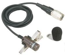 AUDIO Technica AT829 microfono (con connettore 4 Poli) per i sistemi wireless a