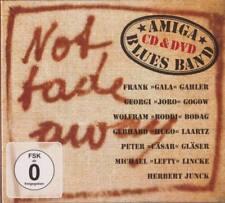 Amiga Blues Band not fade away CD + DVD 2017 Gahler gogow bodag César verres NEUF