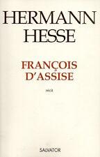 FRANÇOIS D'ASSISE - HERMANN HESSE
