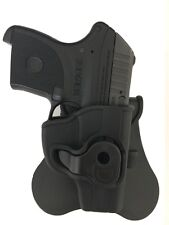 Kydex Gun Holster Polymer Holster Ruger LCP 380 Adjustable Draw Positions RH