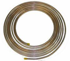 Copper Nickel Brake Fuel Line Tubing Kit 5/16 OD 25 Ft Coil Roll INLINE TUBE CN5