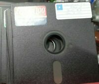 """10 PACK Vintage New In Package Scotch 3M floppy Diskettes 5.25/"""" 744D-16 RH"""