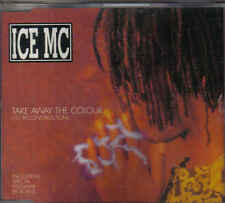 Ice MC-Take Away the colour cd maxi single eurodance Belgium