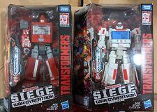 Transformers WFC Siege Ironhide Ratchet War For Cybertron