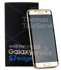 Samsung Galaxy S7 edge SM-G935 - 32GB - Gold Platinum (Ohne Simlock) Smartphone