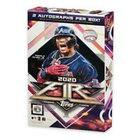 2020 Topps FIRE Hobby Box MLB Baseball Cards FACTORY SEALED - IN HAND SHIPS FAST
