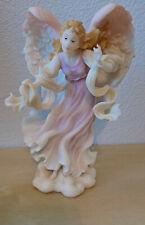 Seraphim Classics Nativity Angel Bethany Figurine Lighting the Way #81653 c 1999