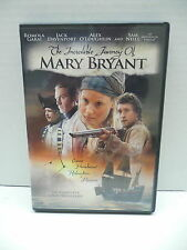 Incredible Journey Of Mary Bryant DVD Miniseries Movie High Seas Adventure Garai