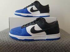 Nike Dunk Low By You 'Royal Toe' - UK Size 8 - Black/Blue/White
