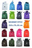 TREKSILK  Mummy Single Silk Sleeping Bag Liner Sack Travel Sleep Sheet Backpack