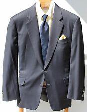 Hickey Freeman 44R Navy Blue Two-Button Blazer / Sport Coat - USA - $1,095.00
