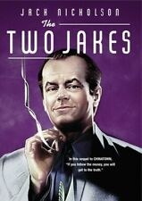The Two Jakes New Sealed Dvd Sequel to Chinatown Jack Nicholson
