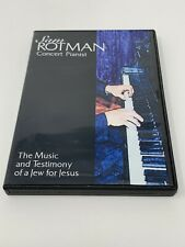 Sam Rotman Concert Pianist - The Music and Testimony of a Jew for Jesus [Dvd]