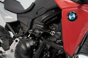 SW-Motech Motorrad Sturzpad-Kit für BMW F 900 R schwarz NEU