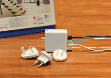 MobilePal 4-port Wall Charger with Quick Charge 3.0 USB and Type C - 36W